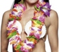 Hawaiian Garland Brightly Coloured (23411)