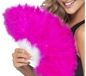 Hen Night Marabou Fan (33576)