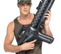 Inflatable Machine Gun (39512)