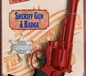 Large Sheriffs Gun And Badge Plastic (92022)