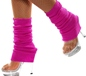 Leg Warmers Hot Pink (32757)