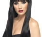 Long Straight Beauty Wig Black (42058)
