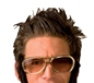 King of Rock & Roll Glasses (02530)