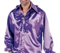 Adult Mens Purple Soul Shirt (213220-10)