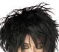 Midnight Fiend Black Wig (70328)
