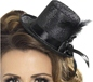 Mini Black Tophat (28447)