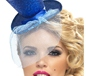 Mini Top Hat Blue (20773)
