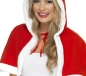 Miss Claus Mini Cape (39847)