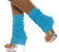 Neon Blue Leg Warmers (39453)