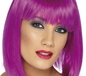 Neon Purple Glam Wig (42141)