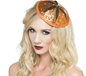 Pumpkin Fascinator (23319)
