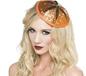 Pumpkin Fascinator (23319)