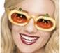 Pumpkin Light Up Specs (24824)