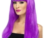 Purple Babelicious Wig (42424)