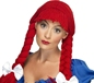 Rag Doll Red Wig (42233)