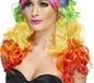 Rainbow Curl Wig (42082)