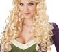 Adult Blonde Renaissance Wig (70695)