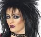 Rock Diva Wig Black (42238)