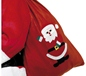 Santa Sack Red Fleece (24497)
