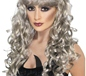 Adult Silver Siren Wig (42268)