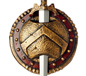 Spartan Combat Shield and Sword (60566)