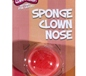 Sponge Clown Nose (164)