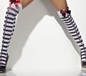 Striped Stockings (42708)
