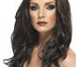 Superstar Wig Dark Brown (42290)