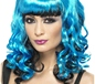 Tainted Garden Blue and Black Wig (32640)