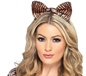 Tiger Print Ears (24870)