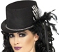 Adult Skeleton Hand Top Hat (24971)
