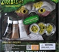 Toxic Zombie Make Up Kit (60550)