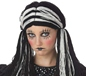 Tragedy Ann Black and White Wig (70461)