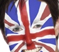 Union Jack Face Painting Kit (MU092)