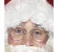 Wire Framed Santa Specs (675)