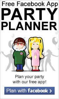 Fancy Dress Party Planner App