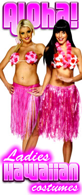 click here for Ladies Hawaiian costumes