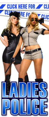click here for Ladies Police costumes