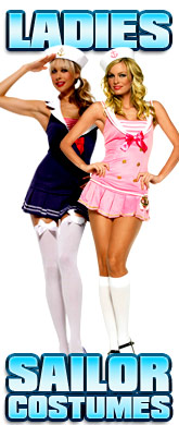 click here for Ladies Sailor costumes
