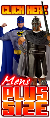 click here for Mens Plus Size costumes