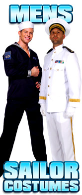 click here for Mens Sailor costumes